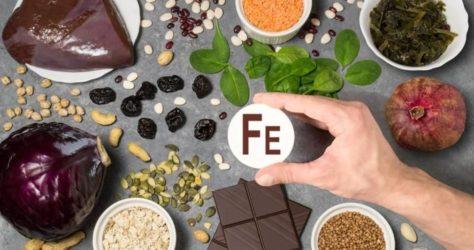 Quels aliments contiennent du fer