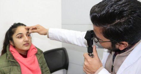 Myopie chez enfant