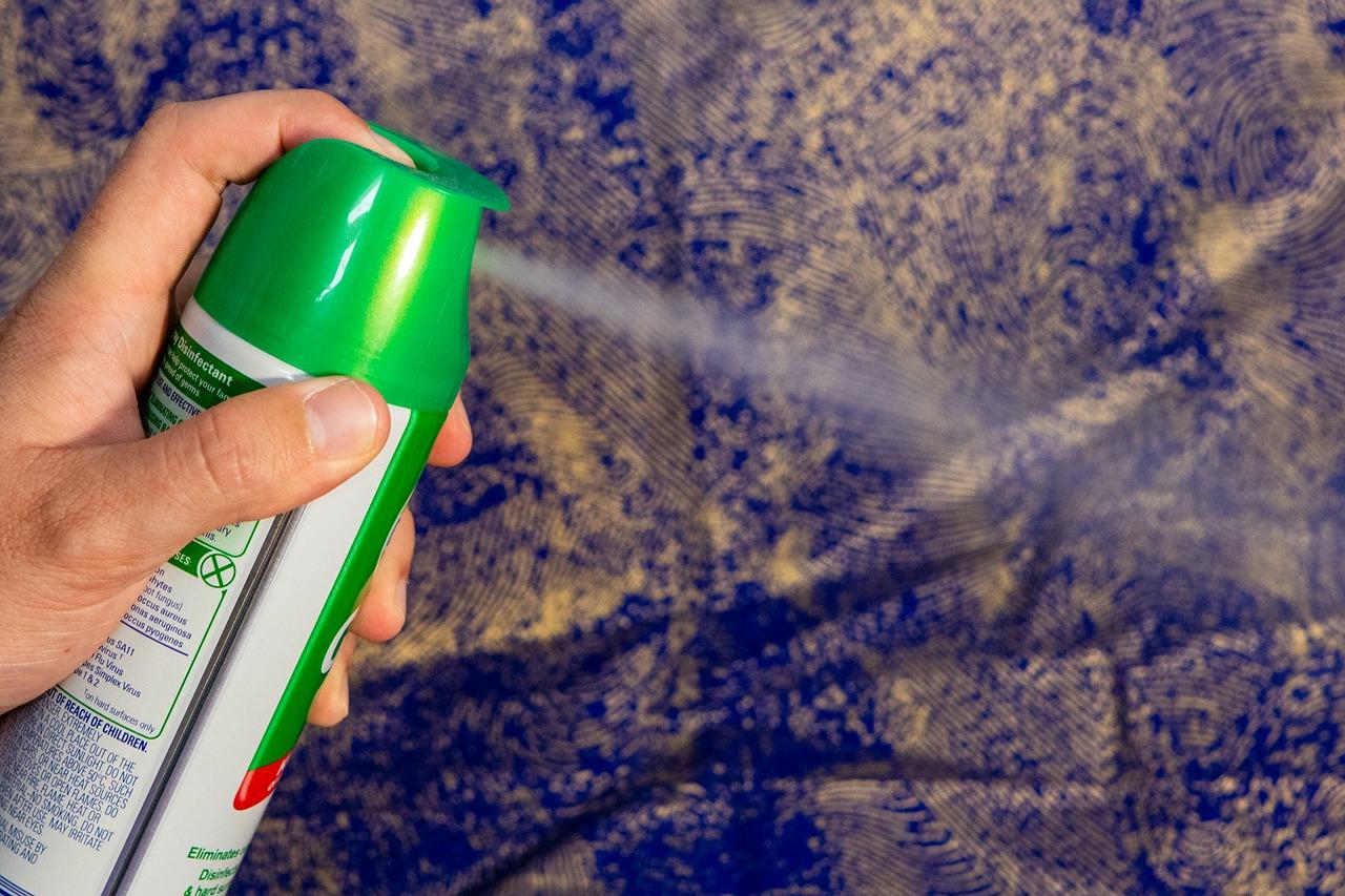 Produits-desinfectants